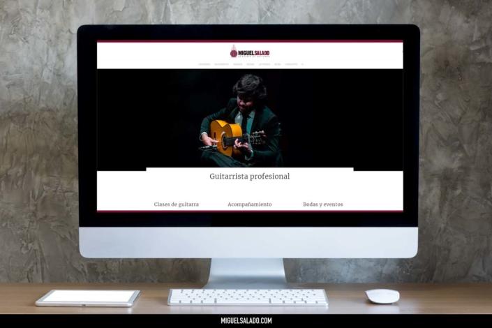 Academia de guitarra Miguel Salado